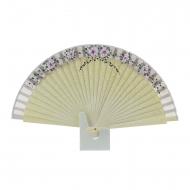 Fan design mini saco com flores