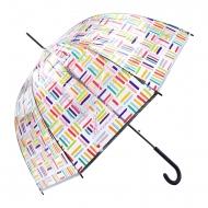 Guarda-chuva transparente automática Benetton