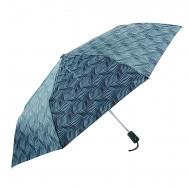 Guarda-chuva automático abre-fecha ondas de cetim