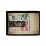 Laser gravado clipe de dinheiro
