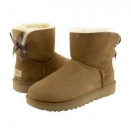 botas de couro 1016501 Mini UGG Bailey Bow II
