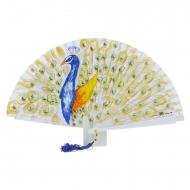 Fan Design Pavão Azul
